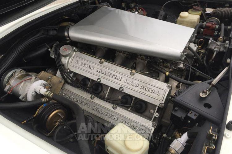 Aston Martin AM V8 Volante Cabriolet LHD Conduite à Gauche - <small></small> 185.900 € <small>TTC</small> - #9