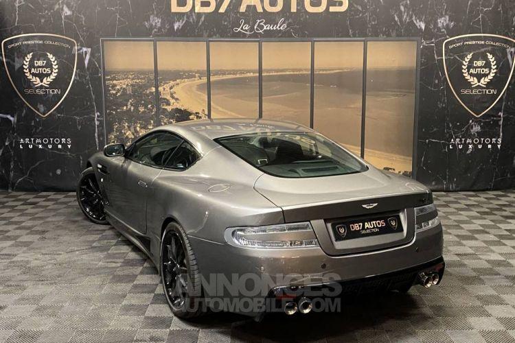 Aston Martin DB9 Mansory 6.0 V12 455 ch - <small></small> 71.780 € <small>TTC</small> - #3