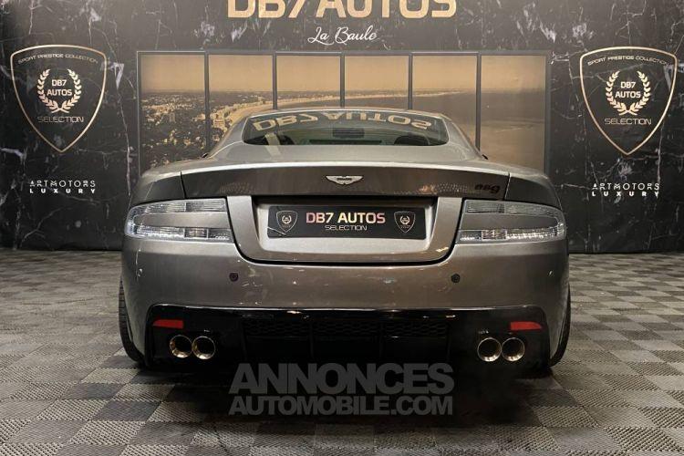 Aston Martin DB9 Mansory 6.0 V12 455 ch - <small></small> 71.780 € <small>TTC</small> - #6