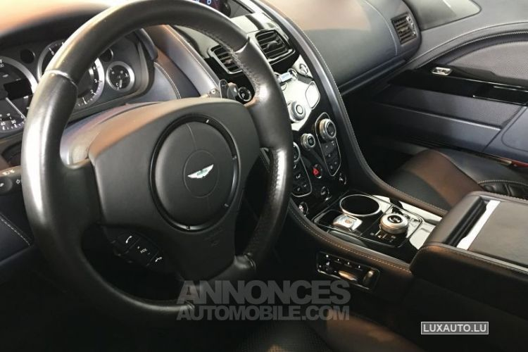 Aston Martin Rapide S 6.0 V12 Shadow Edition Touchtronic - <small></small> 105.000 € <small>TTC</small> - #7