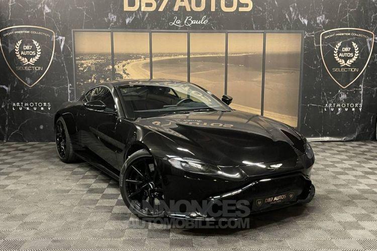Aston Martin V8 Vantage New 4.0 Biturbo 510 ch Full Black - <small></small> 144.780 € <small>TTC</small> - #1