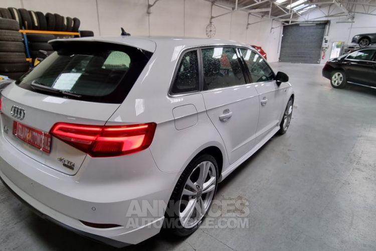 Audi A3 Sportback 40 TDI 184 S line quattro S tron - <small></small> 25.490 € <small>TTC</small> - #3