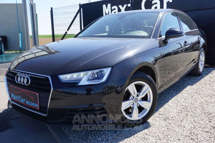 Audi A4 2.0 TDi - Cuir - Navigation - Xénon - EURO 6 - - <small></small> 16.950 € <small>TTC</small> - #1