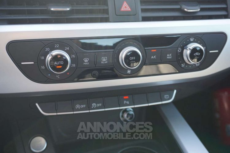 Audi A4 2.0 TDi - Cuir - Navigation - Xénon - EURO 6 - - <small></small> 16.950 € <small>TTC</small> - #14