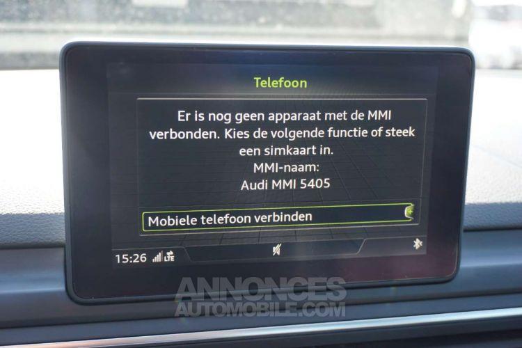 Audi A4 2.0 TDi - Cuir - Navigation - Xénon - EURO 6 - - <small></small> 16.950 € <small>TTC</small> - #16
