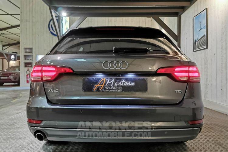 Audi A4 Avant 2.0 TDI 150 CV SLINE BVA - <small></small> 23.950 € <small>TTC</small> - #4