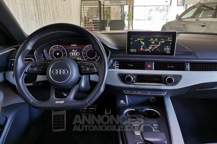 Audi A4 Avant 2.0 TDI 150 CV SLINE BVA - <small></small> 23.950 € <small>TTC</small> - #6