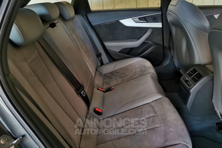 Audi A4 Avant 2.0 TDI 150 CV SLINE BVA - <small></small> 23.950 € <small>TTC</small> - #9