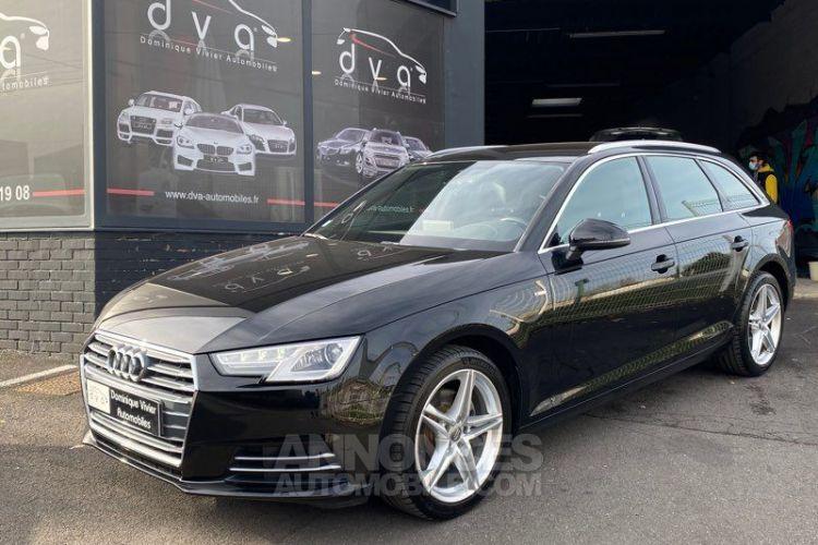 Audi A4 Avant 2.0 tdi 150 S TRONIC7 S LINE - <small></small> 24.490 € <small>TTC</small> - #1