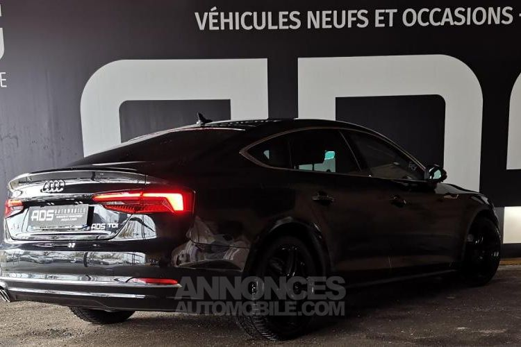 Audi A5 Sportback 2.0 TDI 190 S TRONIC 7 Design - <small></small> 24.990 € <small>TTC</small> - #4