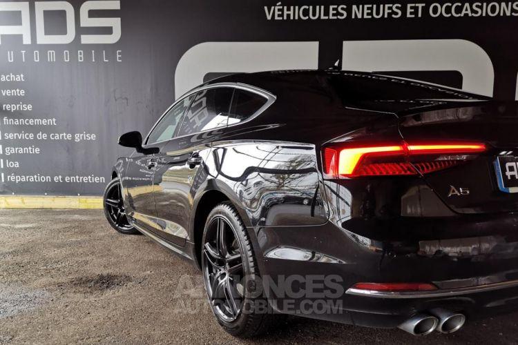 Audi A5 Sportback 2.0 TDI 190 S TRONIC 7 Design - <small></small> 24.990 € <small>TTC</small> - #5