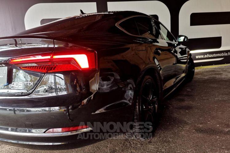 Audi A5 Sportback 2.0 TDI 190 S TRONIC 7 Design - <small></small> 24.990 € <small>TTC</small> - #8