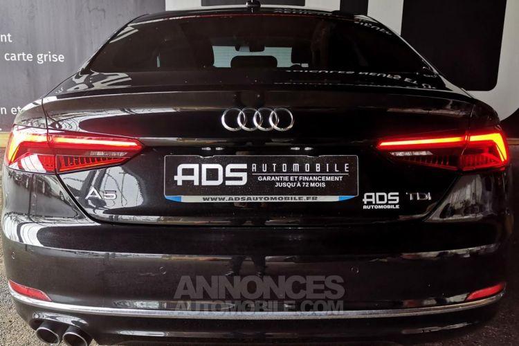 Audi A5 Sportback 2.0 TDI 190 S TRONIC 7 Design - <small></small> 24.990 € <small>TTC</small> - #27