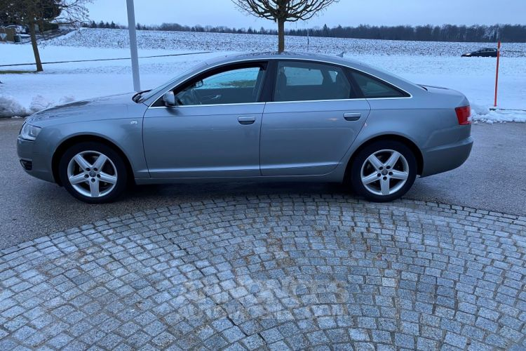 Audi A6 3.2 V6 FSI Quattro (Limousine) - <small></small> 7.900 € <small></small> - #4