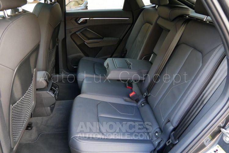 Audi Q3 Sportback S line 35 TDi S tronic, Toit pano, Matrix LED, ACC, Caméra 360°, Sièges électriques - <small></small> 53.900 € <small>TTC</small> - #9