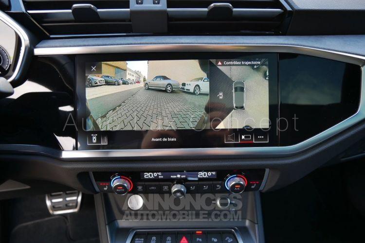 Audi Q3 Sportback S line 35 TDi S tronic, Toit pano, Matrix LED, ACC, Caméra 360°, Sièges électriques - <small></small> 53.900 € <small>TTC</small> - #16