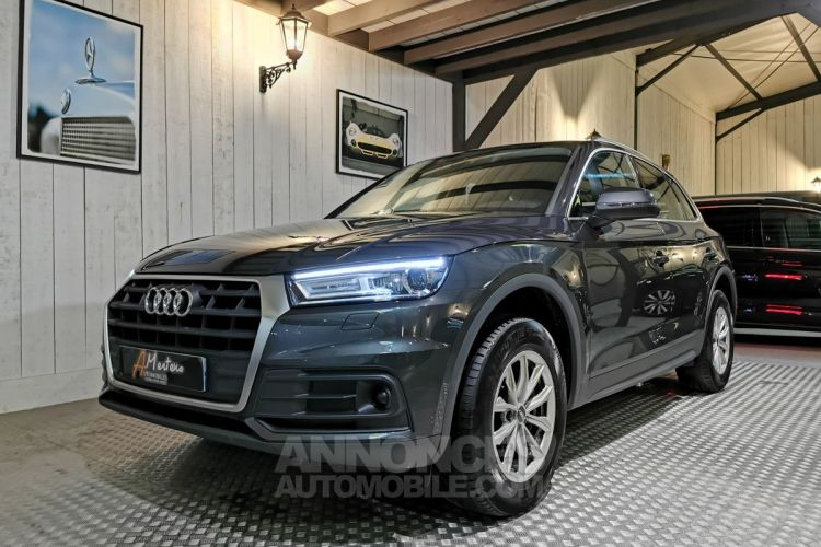 Audi Q5 2.0 TDI 163 CV DESIGN QUATTRO STRONIC - <small></small> 27.450 € <small>TTC</small> - #2