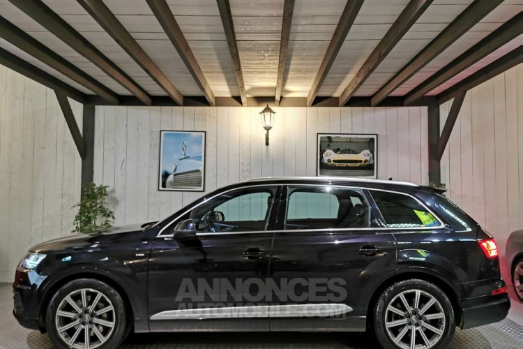 Audi Q7 3.0 TDI 272 CV AVUS EXTENDED QUATTRO BVA 7PL - <small></small> 39.950 € <small>TTC</small> - #1