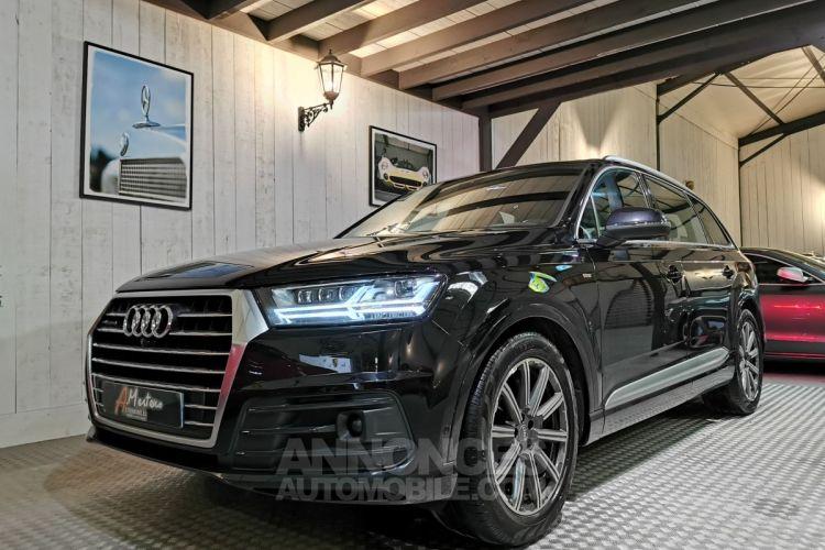 Audi Q7 3.0 TDI 272 CV AVUS EXTENDED QUATTRO BVA 7PL - <small></small> 39.950 € <small>TTC</small> - #2
