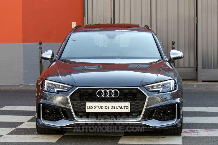 Audi RS4 Avant 2.9 V6 TFSI 450ch quattro tiptronic 8 Euro6d-T - <small></small> 84.950 € <small>TTC</small> - #25
