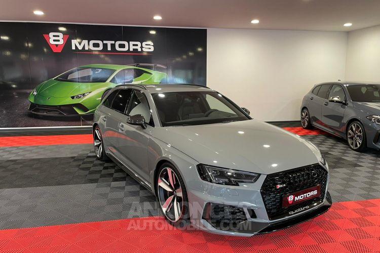 Audi RS4 V AVANT V6 2.9 TFSI 450 QUATTRO TIPTRONIC - <small></small> 83.990 € <small>TTC</small> - #1