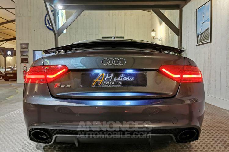 Audi RS5 (2) 4.2 V8 FSI 450 CV QUATTRO BVA - <small></small> 39.950 € <small>TTC</small> - #4