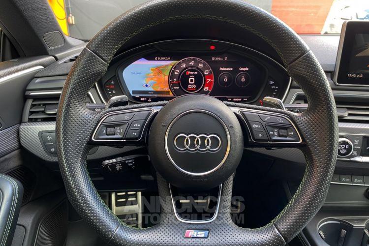 Audi RS5 COUPE QUATTRO 2.9 TFSI 450 CV - MONACO - <small></small> 72.900 € <small>TTC</small> - #11