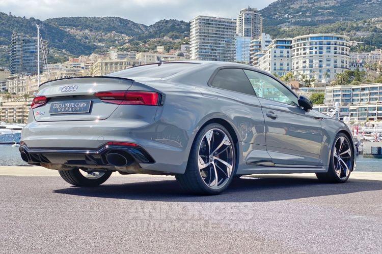 Audi RS5 COUPE QUATTRO 2.9 TFSI 450 CV - MONACO - <small></small> 72.900 € <small>TTC</small> - #17