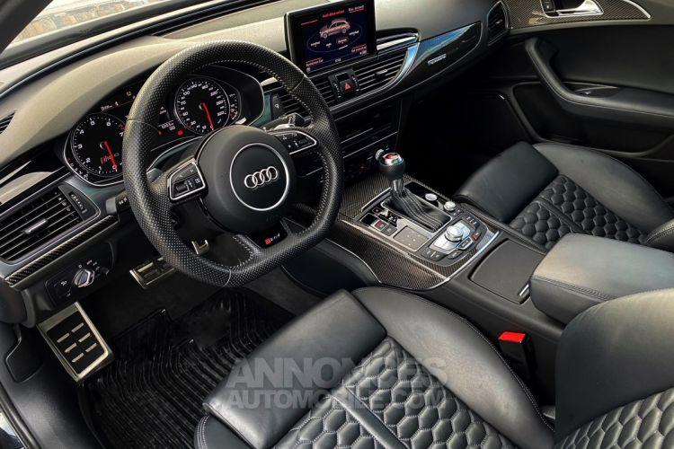 Audi RS6 AVANT 4.0 TFSI QUATTRO 560 CV - MONACO - <small></small> 79.900 € <small>TTC</small> - #6