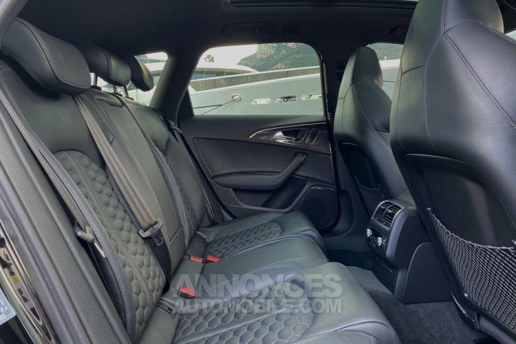 Audi RS6 AVANT 4.0 TFSI QUATTRO 560 CV - MONACO - <small></small> 79.900 € <small>TTC</small> - #8