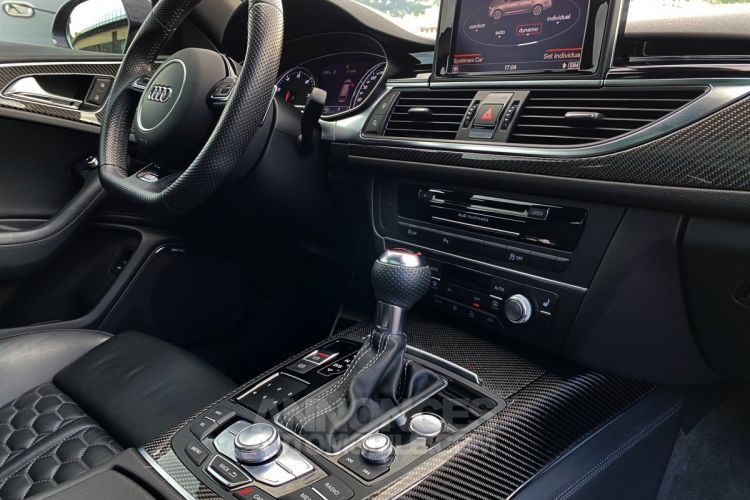 Audi RS6 AVANT 4.0 TFSI QUATTRO 560 CV - MONACO - <small></small> 79.900 € <small>TTC</small> - #11