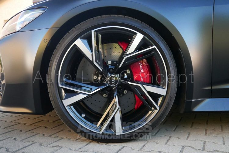 Audi RS6 Avant, Dynamique+, RS Design, ACC, Caméra 360°, HUD, Soft Close, Châssis RS, Garantie 5 ans - <small></small> 149.890 € <small>TTC</small> - #10