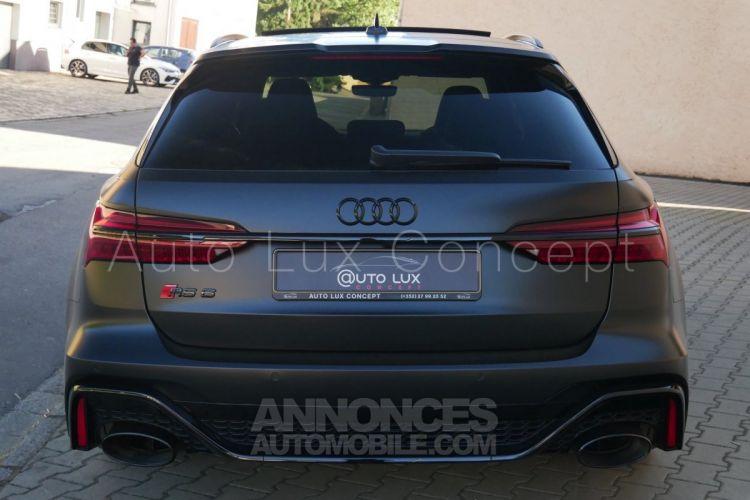 Audi RS6 Avant, Dynamique+, RS Design, ACC, Caméra 360°, HUD, Soft Close, Châssis RS, Garantie 5 ans - <small></small> 149.890 € <small>TTC</small> - #11