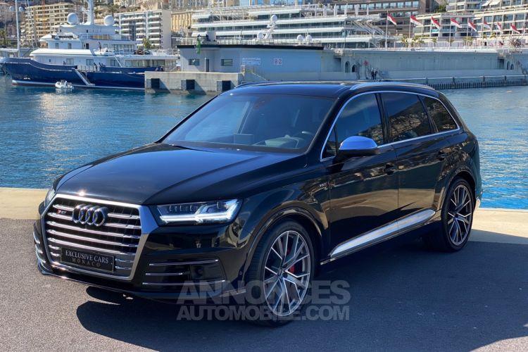 Audi SQ7 QUATTRO 4.0 TDI 435 CV - MONACO - <small></small> 89.900 € <small>TTC</small> - #1