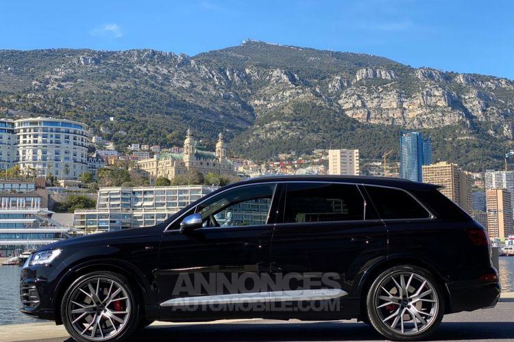 Audi SQ7 QUATTRO 4.0 TDI 435 CV - MONACO - <small></small> 89.900 € <small>TTC</small> - #4