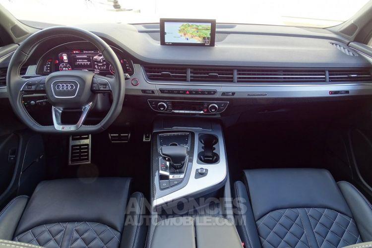 Audi SQ7 QUATTRO 4.0 TDI 435 CV - MONACO - <small></small> 89.900 € <small>TTC</small> - #9