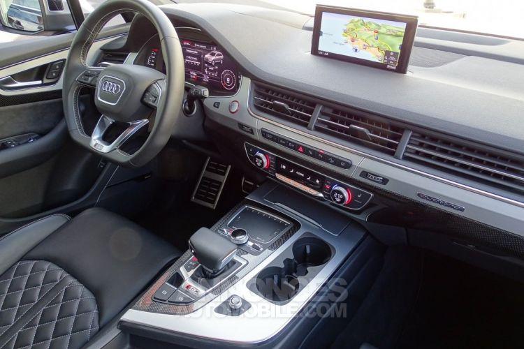 Audi SQ7 QUATTRO 4.0 TDI 435 CV - MONACO - <small></small> 89.900 € <small>TTC</small> - #14