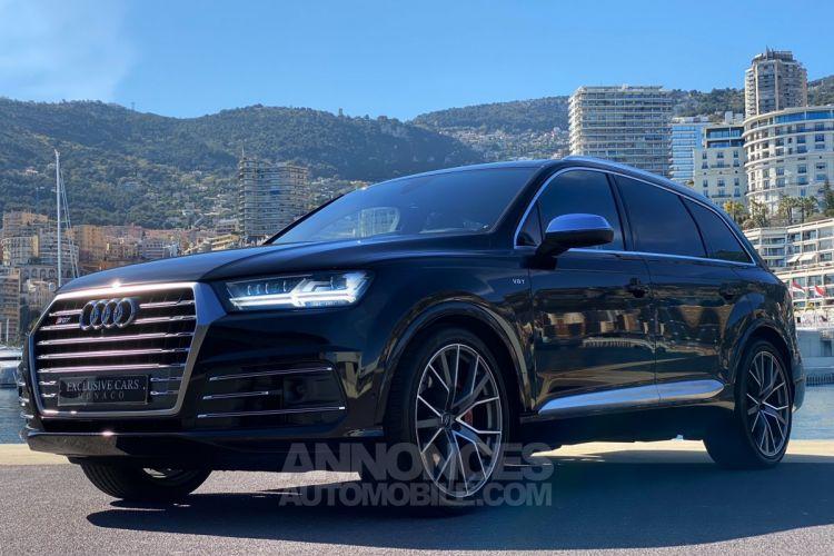 Audi SQ7 QUATTRO 4.0 TDI 435 CV - MONACO - <small></small> 89.900 € <small>TTC</small> - #15