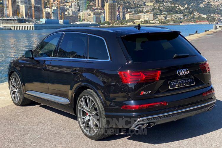Audi SQ7 QUATTRO 4.0 TDI 435 CV - MONACO - <small></small> 89.900 € <small>TTC</small> - #20
