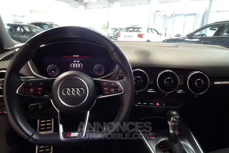 Audi TT COUPE Coupé 1.8 TFSI 180 S tronic 7 S line - <small></small> 31.890 € <small>TTC</small> - #6