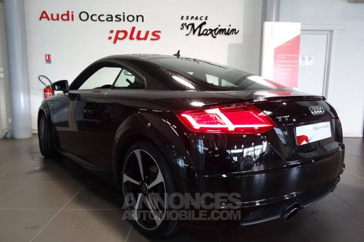Audi TT COUPE Coupé 1.8 TFSI 180 S tronic 7 S line - <small></small> 31.890 € <small>TTC</small> - #9