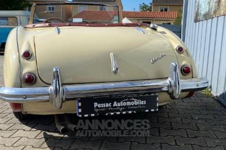 Austin Healey 100 100/6 BN4 - <small></small> 36.500 € <small>TTC</small> - #10