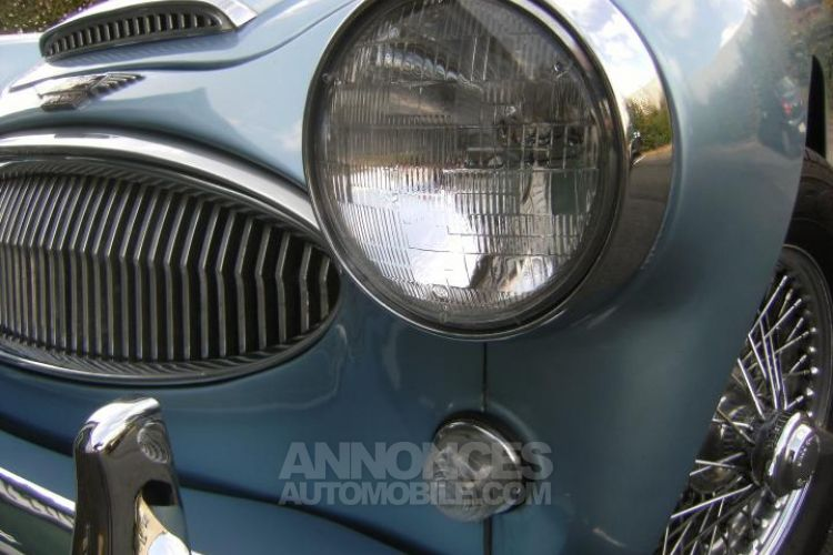 Austin Healey 3000 BJ7 - <small></small> 59.000 € <small>TTC</small> - #13