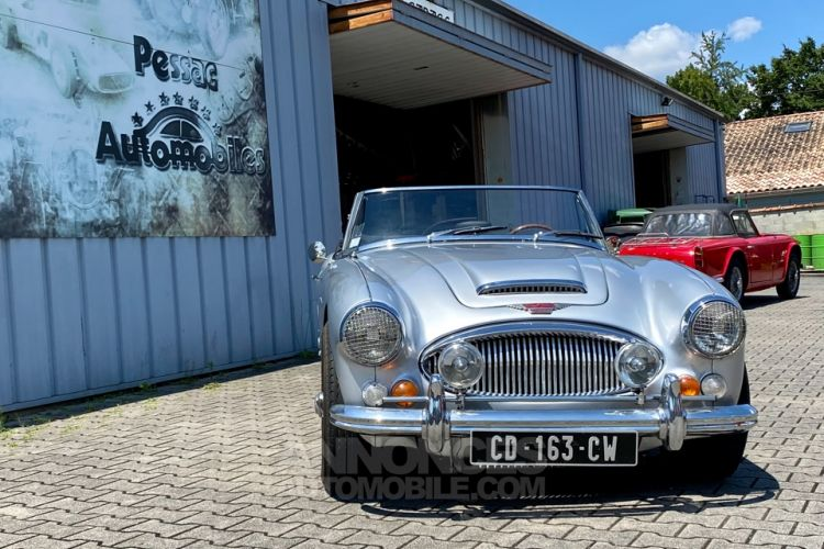 Austin Healey 3000 BJ8 MKIII - <small></small> 65.000 € <small>TTC</small> - #4