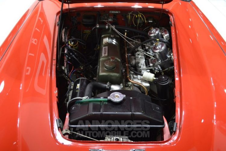 Austin Healey 3000 MK2 BJ7 - <small></small> 59.900 € <small>TTC</small> - #10