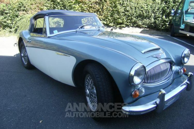 Austin Healey 3000 MK3 PHASE 2 BJ8 - <small></small> 59.900 € <small>TTC</small> - #5