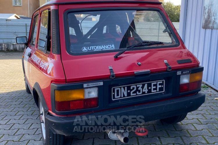 Autobianchi A112 ABARTH VHC - <small></small> 12.500 € <small>TTC</small> - #5