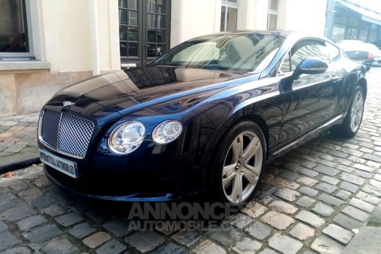 Bentley Continental GT Phase 2 W12 Bioéthanol - <small></small> 77.000 € <small>TTC</small> - #1