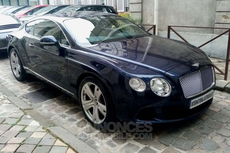 Bentley Continental GT Phase 2 W12 Bioéthanol - <small></small> 77.000 € <small>TTC</small> - #3