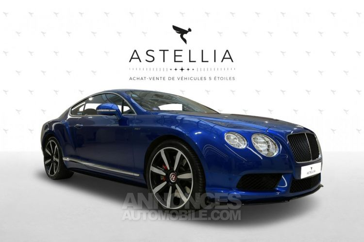 Bentley Continental S GT V8 4,0 528ch - <small></small> 119.900 € <small>TTC</small> - #1